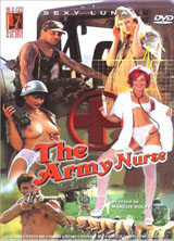 The Army Nurse front cover