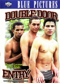 Double Door Entry front cover