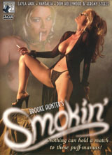 Brooke Hunter's Smokin' front cover