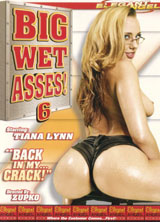 Big wet Asses! 6 front cover