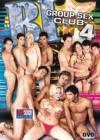 BI Group Sex Club 4 front cover