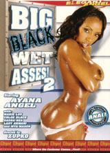 Big Black Wet Asses! 2 front cover