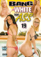 Bang My White Tight Ass 19 front cover