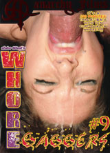 Whore Gaggers #9 front cover