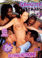 Gangsta' Bang #7 front cover