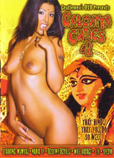 Calcutta Cuties #2 front cover