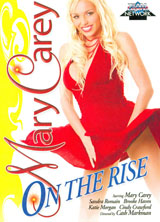 Mary Carey On The Rise front cover