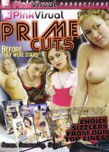 Prime Cuts: Before They Were Stars front cover