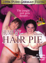 Hump My Hair Pie #2 front cover