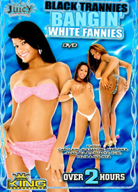 Black Trannies Bangin' White Fannies front cover