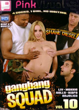 Gang Bang Squad Volume 10 front cover