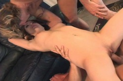 Brand new pussy is stuffed