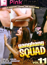 Gang Bang Squad Volume 11 front cover