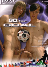 Go For Goal porn dvd cover