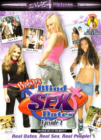 Bishop's Blind Sex Dates - Episode 4 porn dvd front cover