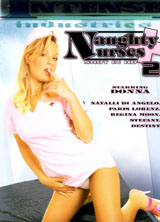 Naughty Nurses #2 front cover