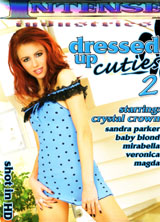 Dressed Up Cuties #2 porn dvd cover