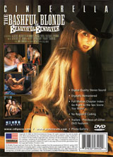 The Bashful Blonde from Beautiful Bendover back cover