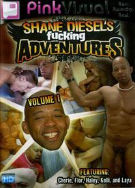 Shane Diesel's Fucking Adventures Volume 1
