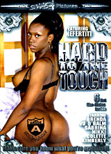 Hard To The Touch porn dvd cover