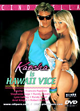 Kascha is Hawaii Vice front cover
