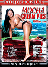 Mocha Cream Pies front cover