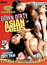 Down & Dirty Asian Coeds Volume 3
