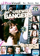 Housewife Bangers #8 front cover