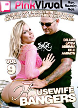 Housewife Bangers #9 front cover