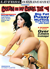 Cream On My Camel Toe #4 front cover