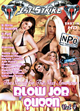 Blow Job Queen Vol. 4 front cover