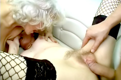 Grandma & MILF Wants Dick