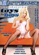 Toys Then Boys porn dvd cover