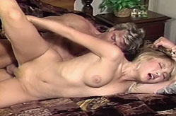 Screwing A Hot Blonde