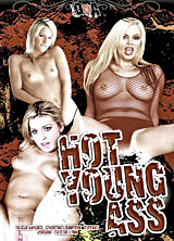 Hot Young Ass front cover