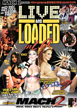 Live and Loaded in L.A. front cover