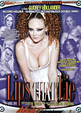 Lips That Lie front cover