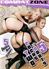Two Cocks In The Booty #5 front cover