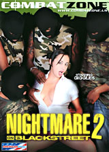Nightmare on Blackstreet #2 front cover