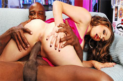 Caught my wife fucking a black guy!