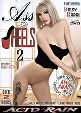 Ass to Heels #2 front cover