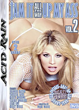 Jam It Up My Ass #2 front cover