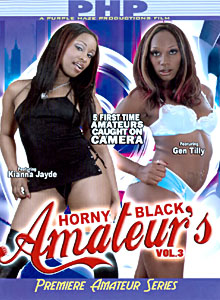 Horny Black Amateurs #3