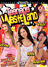 Teenage Wasteland front cover