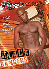 Black Bangers front cover