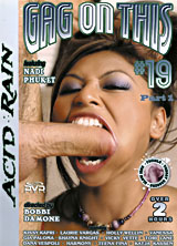 Gag on This #19 Part 1 front cover