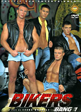 Bikers Bang #1 porn dvd cover