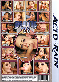 Gag on This #28 Part 2 back cover