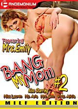 Bang My Mom #2 front cover