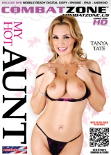 My Hot Aunt front cover